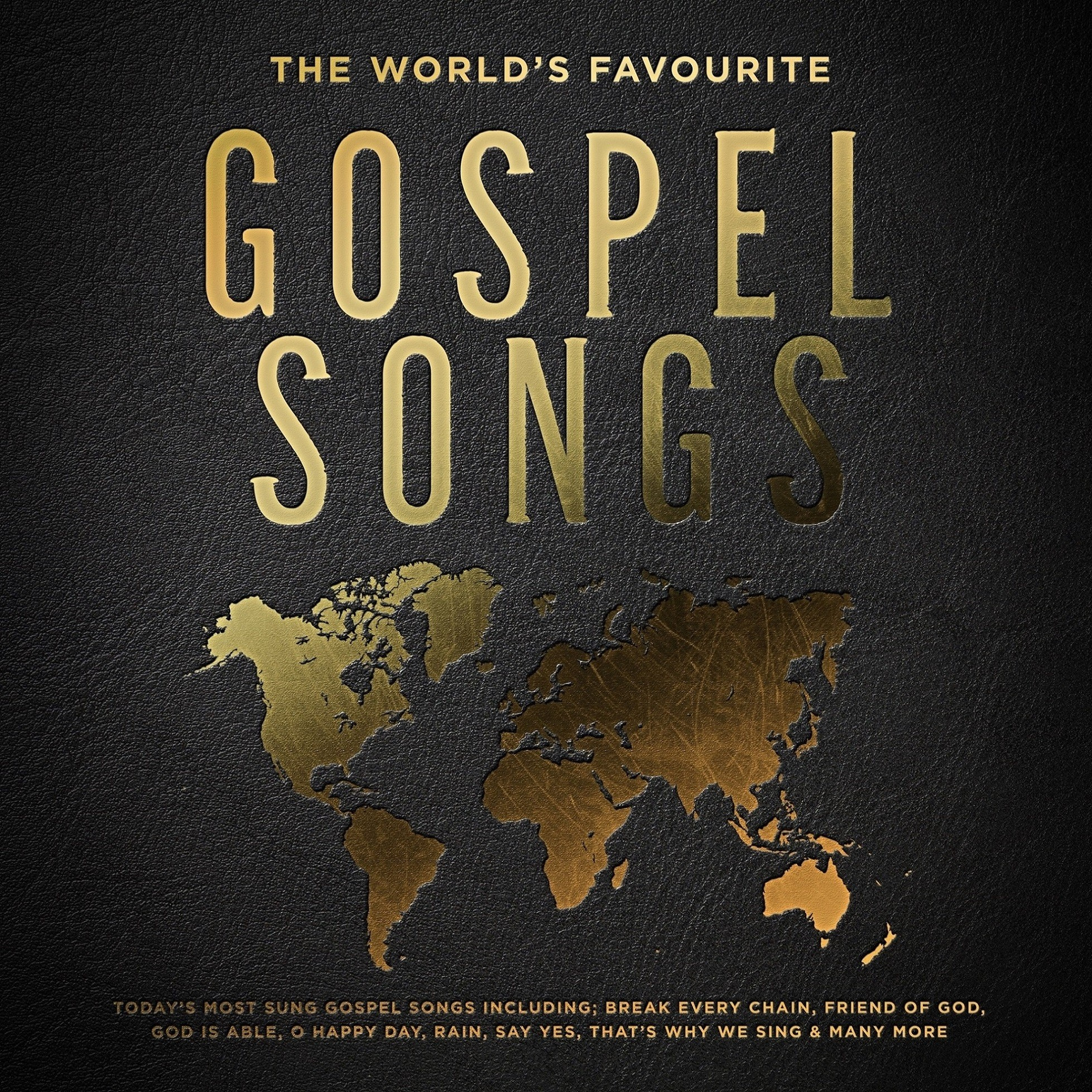More information on The World's Favourite Gospel Songs 3 CD