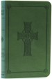 More information on ESV Trutone Compact Bible - Olive Celtic Cross