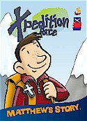 Xpedition Force: Matthew's Story (New Century English Version)-10 Pack
