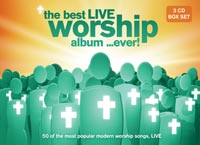 The Best Live Worship Album... Ever (3CD)