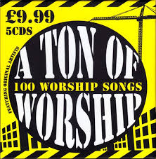 More information on A Ton of Worship: 100 Worship Songs (5CD)