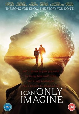 More information on I CAN ONLY IMAGINE DVD