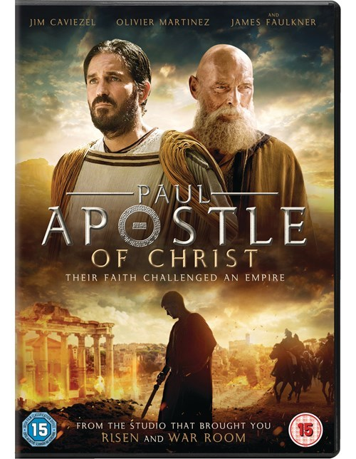 More information on Paul Apostle of Christ Dvd
