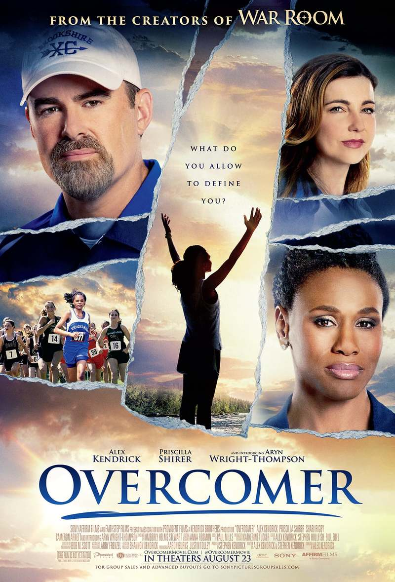 More information on Overcomer DVD