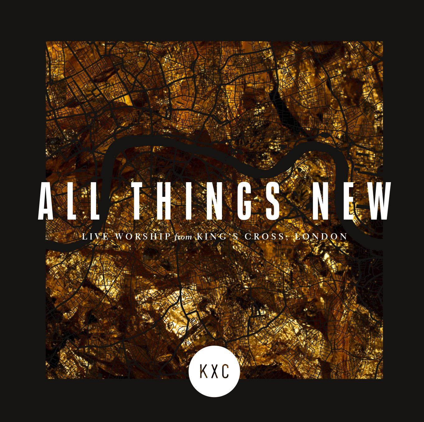 More information on All Things New: Live Worship From King's Cross, London CD