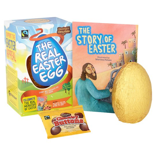 More information on Real Easter Egg Milk Chocolate
