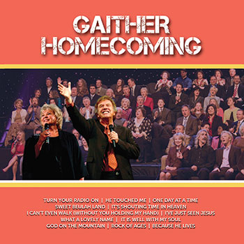More information on Gaither HomeComing