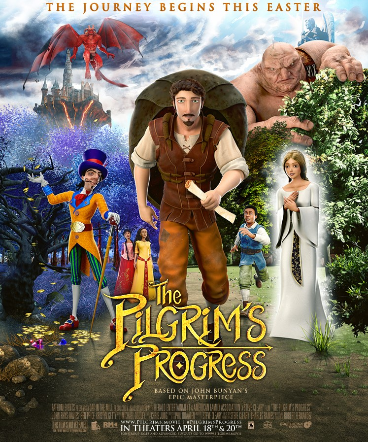 More information on Pilgrim's Progress New DVD