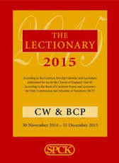 More information on The Lectionary 2015: Common Worship & Book of Common Prayer