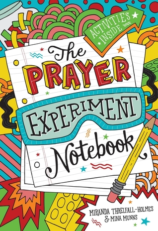 More information on Prayer Experiment Notebook