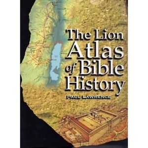 More information on The Lion Atlas of Bible History