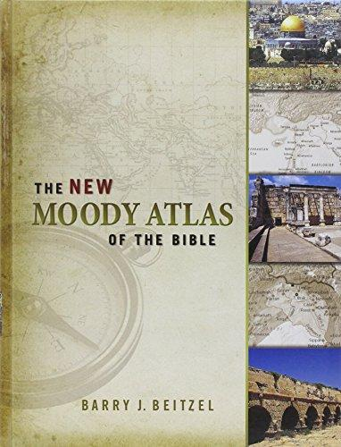 More information on The New Moody Atlas of the Bible