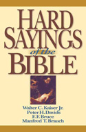More information on Hard Sayings of the Bible