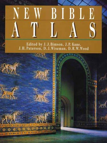 More information on New Bible Atlas