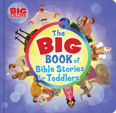 More information on BIG BOOK OF BIBLE STORIES FOR TODDLERS (PADDED)