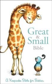 More information on CSB GREAT AND SMALL BIBLE (BOXED)