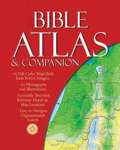 More information on Bible Atlas & Companion