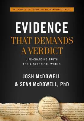 More information on Evidence That Demands A Verdict Anglicised Edition