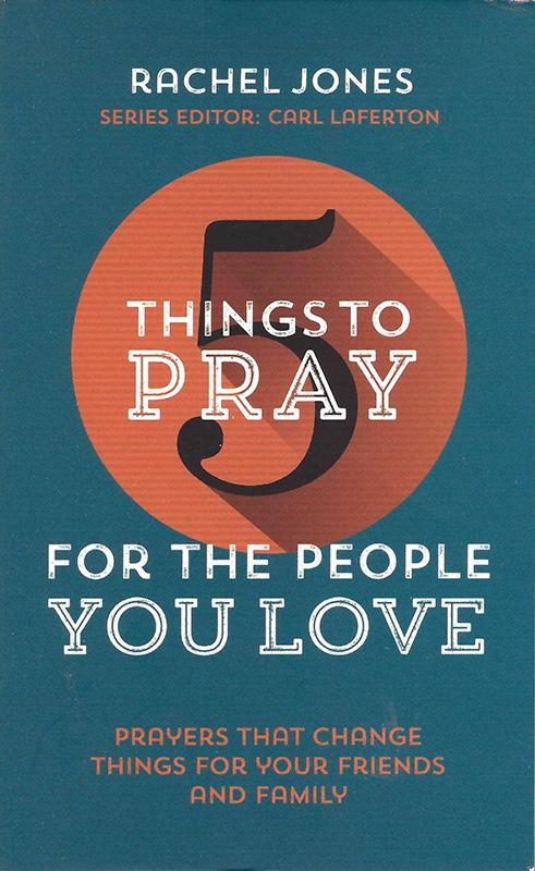 More information on 5 THINGS TO PRAY FOR YOUR CITY