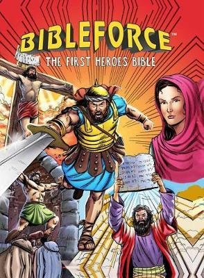 More information on BIBLEFORCE: THE FIRST HEROES BIBLE