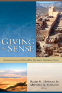 More information on Giving the Sense: Understanding & Using OT Historical Texts