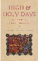 More information on High and Holy Days: A Jewish Book of Prayers