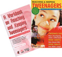 More information on Reaching and Keeping Tweenagers
