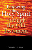 More information on Knowing the Holy Spirit Through the Old Testament